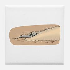 Tortoise Fast Tile Coaster