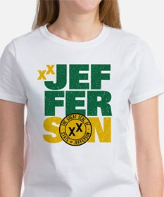 State of Jefferson - Cal. style w/ Women's T-Shirt