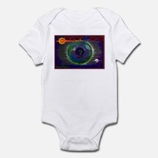 END all WAR on EARTH Infant Bodysuit