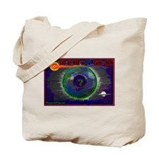 END all WAR on EARTH Tote Bag