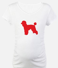 Poodle Red 1 Shirt