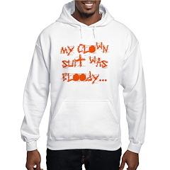 Clown Suit - Orange Hoodie
