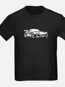 Lamborghini Countach car image T-Shirt