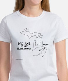 Bad Axe Women's T-Shirt