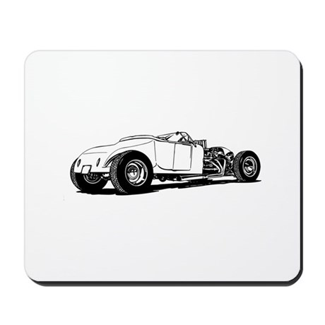 Alfa Romeo Spider Mousepad by ADMIN_CP132411261
