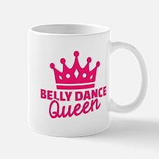 Belly dance queen Mug