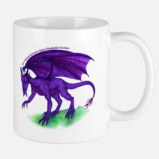 Royal Dragon Mugs