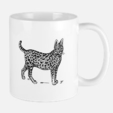 Serval Mugs