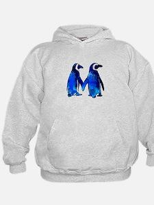 Love penguins Hoodie