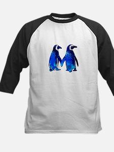 Love penguins Baseball Jersey