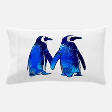 Love penguins Pillow Case