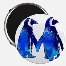 Love penguins Magnets