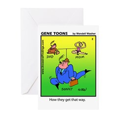 #2 Get that way Greeting Cards (Pk of 10)