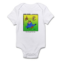 #2 Get that way Infant Bodysuit