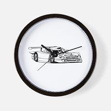 Lamborghini Countach image Wall Clock