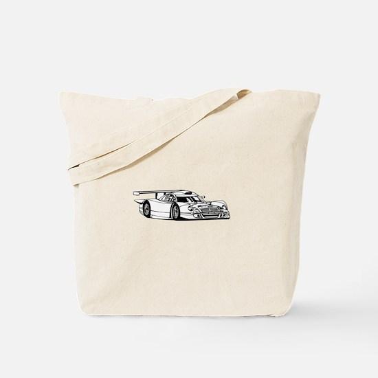 Lamborghini Countach image Tote Bag
