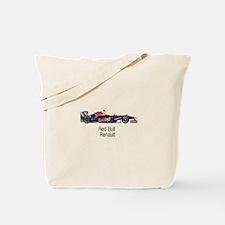 Red Bull Renault Tote Bag