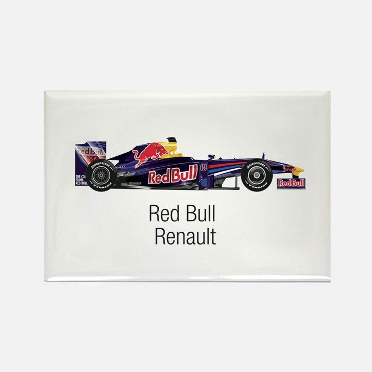 Red Bull Renault Magnets