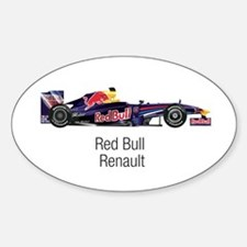 Red Bull Renault Decal