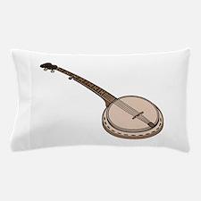 Wooden Banjo Pillow Case