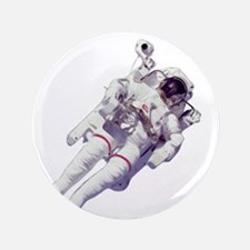 Astronaut Small Version Button