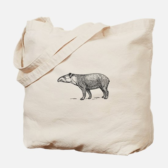 Tapir Tote Bag