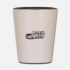Toyota XB Scion Shot Glass