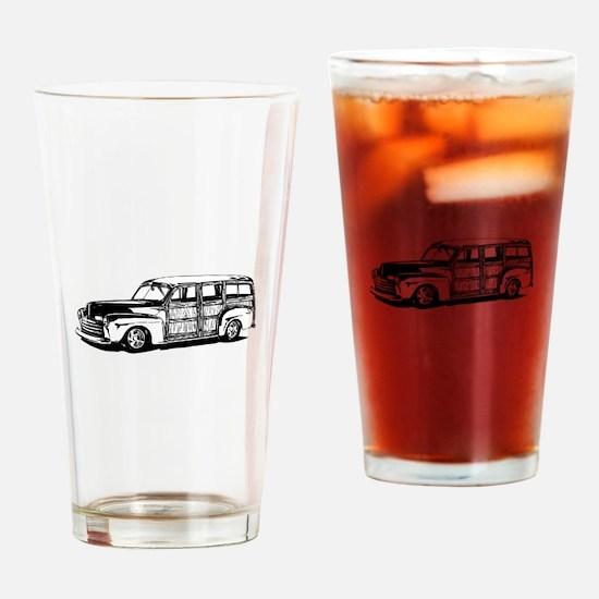 Toyota XB Scion Drinking Glass