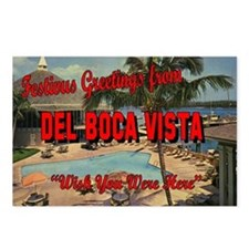 Festivus From Del Boca Vista Postcards (Pkg. of 8)