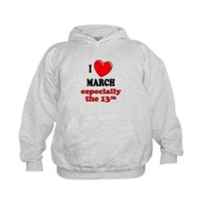March 13th Hoodie