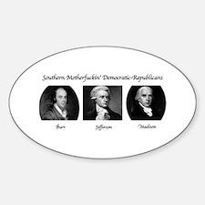 Hamilton SMFDRs main Decal