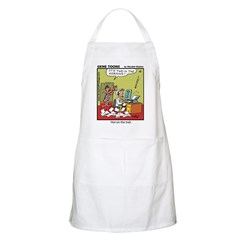 #32 Hot on the trail BBQ Apron