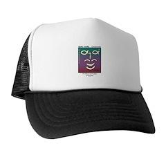#90 Laughter Trucker Hat