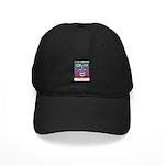 #90 Laughter Black Cap
