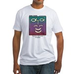#90 Laughter Fitted T-Shirt