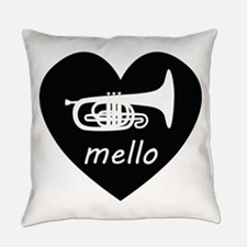 Cute Bands Everyday Pillow
