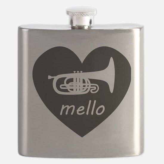 Funny Mellophone Flask