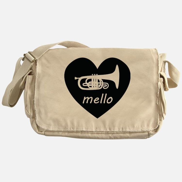 Cute Mellophone Messenger Bag
