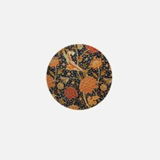 Floral by William Morris Mini Button (10 pack)
