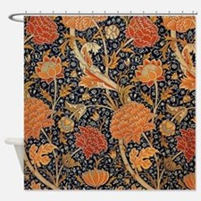 Floral by William Morris Shower Curtain