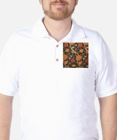 Floral by William Morris Golf Shirt