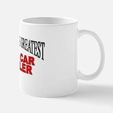 """The World's Greatest New Car Dealer"" Mug"