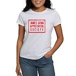 JGAS Red Women's T-Shirt