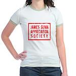 JGAS Red Jr. Ringer T-Shirt