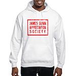 JGAS Red Hooded Sweatshirt