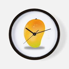 Mango fruit Wall Clock