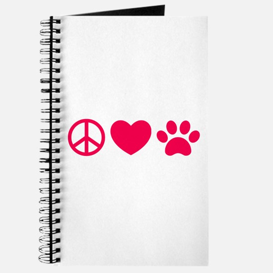 Peace, Love, Pets Journal
