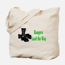 rangers lead the way Tote Bag