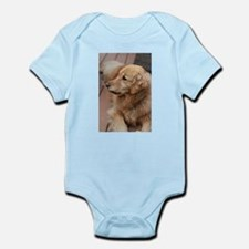 golden retriever serious Body Suit