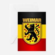 Weimar Greeting Cards